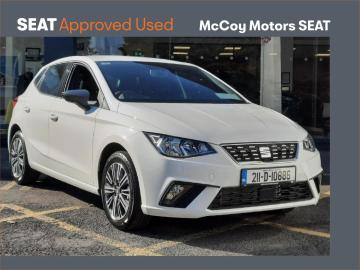 SEAT Ibiza **PRE REG**DELIVERY MILEAGE**1.0TSI 95HP XC **SEAT WARRANTY UNTIL 2024**LOW RATE FINANCE AVAILABLE**