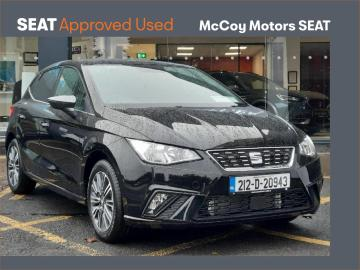 SEAT Ibiza SOLD SOLD SOLD**212 REG**DELIVERY MILEAGE**1.0TSI 110HP XC **SEAT WARRANTY UNTIL 2024**LOW RATE FINANCE AVAILABLE**
