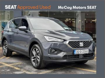 SEAT Tarraco ***212 REG**SE 1.5 TSI 150BHP 7 SEATER***DELIVERY MILEAGE***FINANCE FROM 4.9%***
