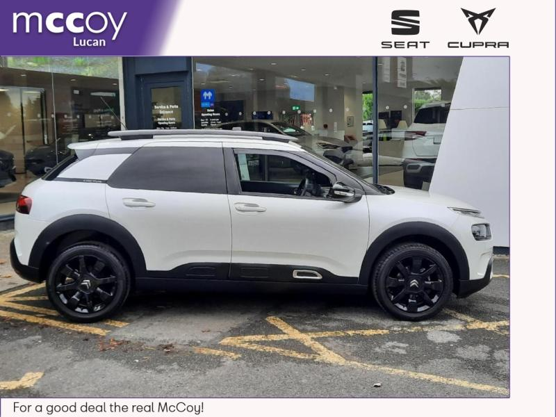 Citroen C4 Cactus **JUST ARRIVED**VERY LOW MILEAGE** 1.5 BLUE HDI FLAIR **TOP SPEC**IMMACULATE CONDITION**