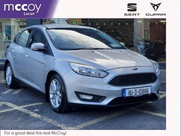 Ford Focus **JUST ARRIVED**STYLE 1.0 ECOBOOST 100PS **LOW MILEAGE**1 OWNER**