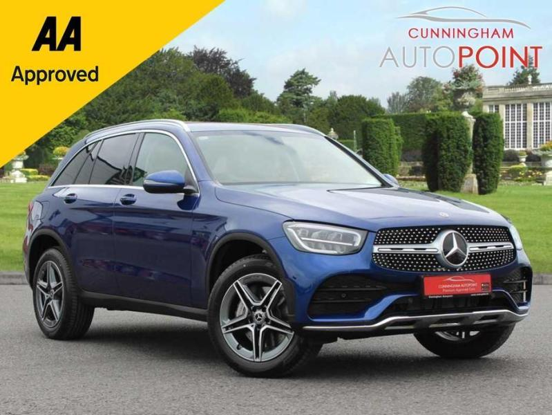 Used Mercedes-Benz GLC-Class 2021 in Galway