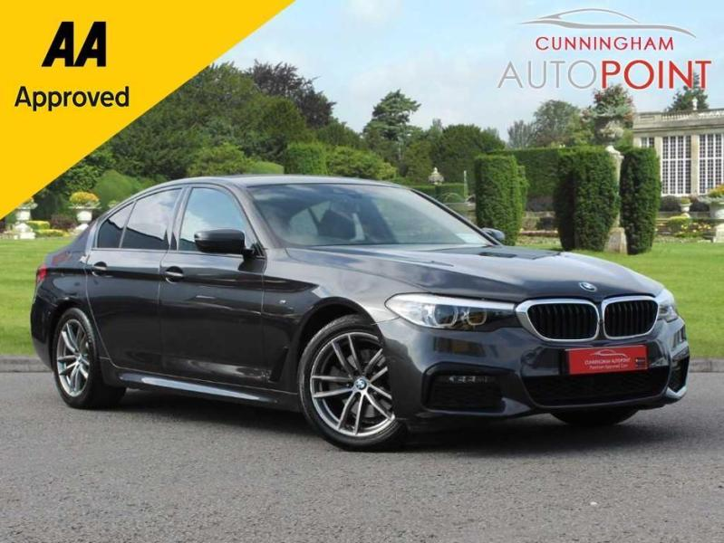 Used BMW 5 Series 2018 in Galway