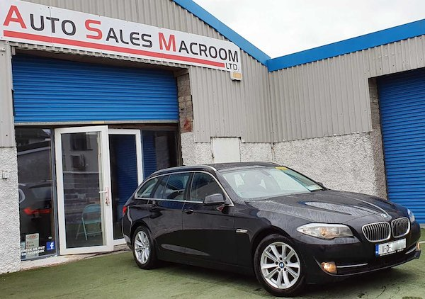 Used BMW 5 Series 2011 in Cork