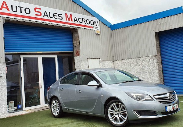 Used Vauxhall Insignia 2014 in Cork