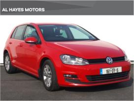 2016 Volkswagen Golf TL SP 1.6TDI 110BHP*STRAIGHT DEAL PRICE LISTED SPECIAL OFFER PRICE ADD €1,500 WHEN TRADE IN* €16,950