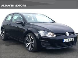 2013 Volkswagen Golf 3DR TL 1.6TDI 105BHP*TRADE IN PRICE €13,950, STRAIGHT DEAL PRICE €11,950 SAVING €2,000* €11,950