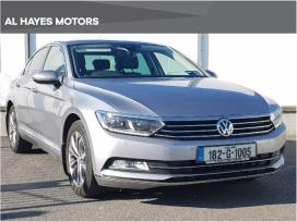 2018 Volkswagen Passat HL 1.6TDI 6SPEED 120BHP*STRAIGHT DEAL PRICE LISTED SPECIAL OFFER PRICE ADD €1,500 WHEN TRADE IN* €26,500