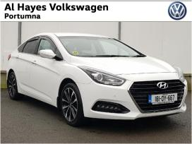 2018 Hyundai i40 EXECUTIVE 1.7DSL*STRAIGHT DEAL PRICE LISTED SPECIAL OFFER PRICE ADD €1,500 WHEN TRADE IN* €23,500