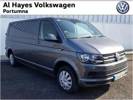 2017 Volkswagen Transporter T6 PVL LWB TRENDLINE PACK 4X4 4MOTION 2.0TDI 6SPEED 150BHP DD*€20,500+VAT*ADD €1,000 WHEN TRADE IN* €25,215