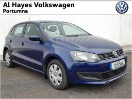 2012 Volkswagen Polo TL 1.2  60BHP 5DR*SALE NOW ON STRAIGHT DEAL OFFERS* €8,500