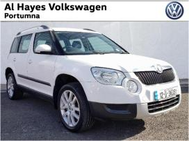 2012 Skoda Yeti AMBITION 2WD 2.0TDI 110HP 2WD*VERY CLEAN CAR*SALE NOW ON STRAIGHT DEAL OFFERS* €9,500
