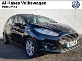 2015 Ford Fiesta ZETEC 1.5 TDCI 75BHP 5DR*SALE NOW ON STRAIGHT DEAL OFFERS* €9,500