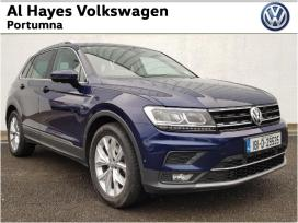2018 Volkswagen Tiguan HIGHLINE 2.0TDI 6SPEED 150BHP*SALE NOW ON STRAIGHT DEAL OFFERS* €31,500