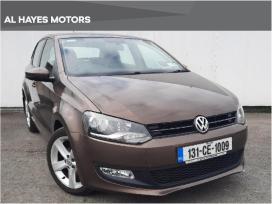 2013 Volkswagen Polo COMF 1.2 PETROL**LIKE NEW**ONLY 62,000KM** €9,950