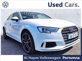 2018 Audi A3 S-LINE  *AUTOMATIC*  1.6TDI 116BHP*SALE NOW ON STRAIGHT DEAL OFFERS* €28,450