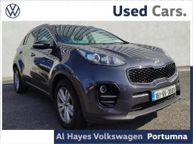 2016 Kia Sportage 2 ISG 2WD 114BHP*SALE NOW ON STRAIGHT DEAL OFFERS* €15,500