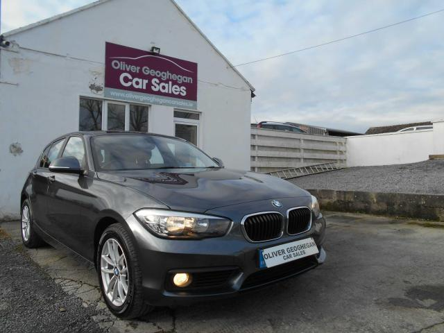 Used BMW 1 Series 2017 in Galway