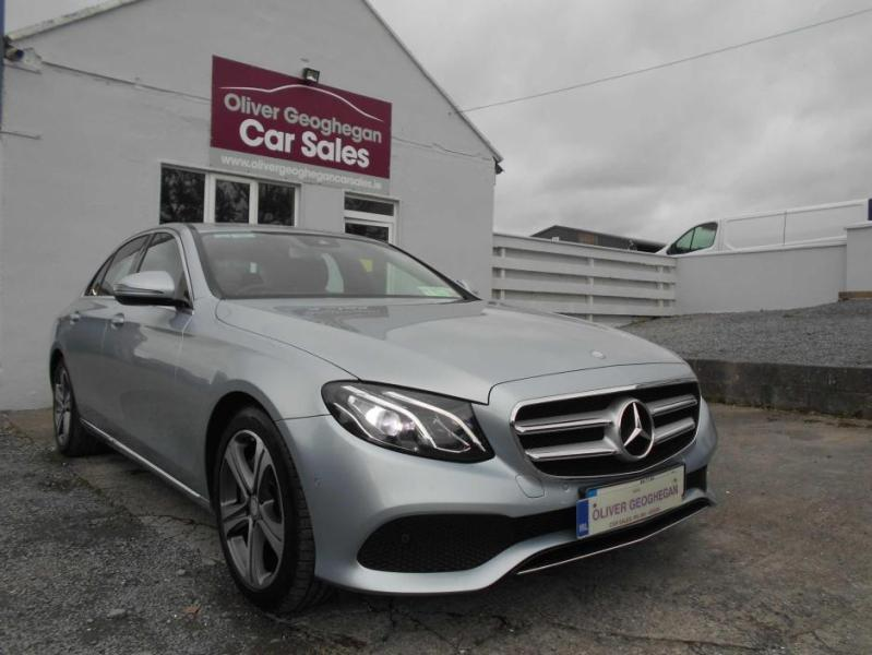 Used Mercedes-Benz E-Class 2016 in Galway