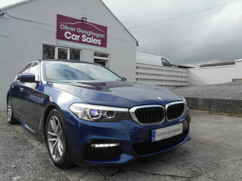 Used BMW 5 Series 2017 in Galway