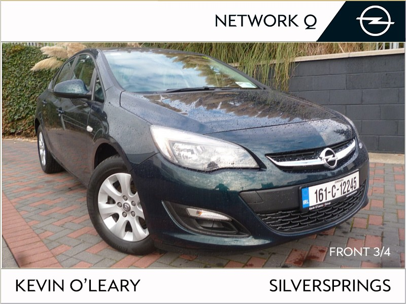 Opel Opel Astra SC 1.6CDTI 110PS 4DR
