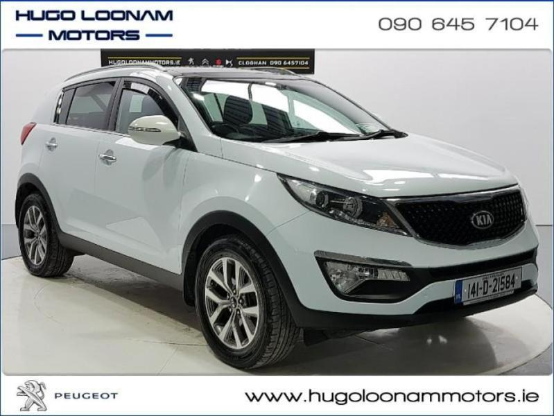 Used Kia Sportage 2014 in Offaly