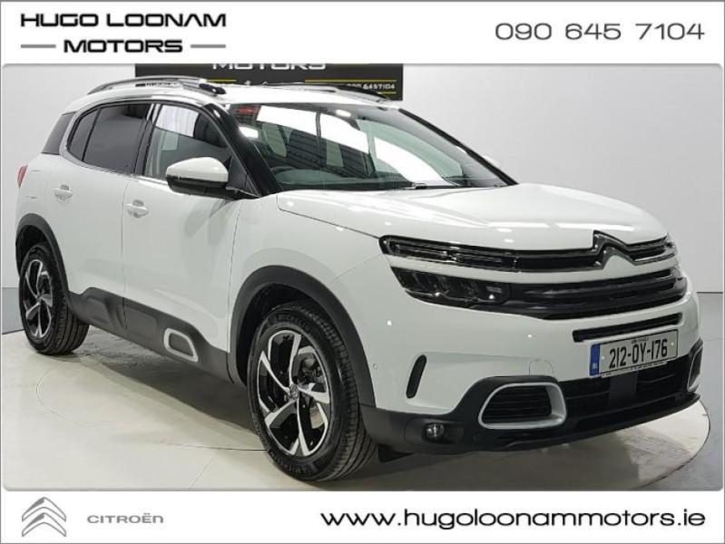 Used Citroen C5 AirCross 2021 in Offaly