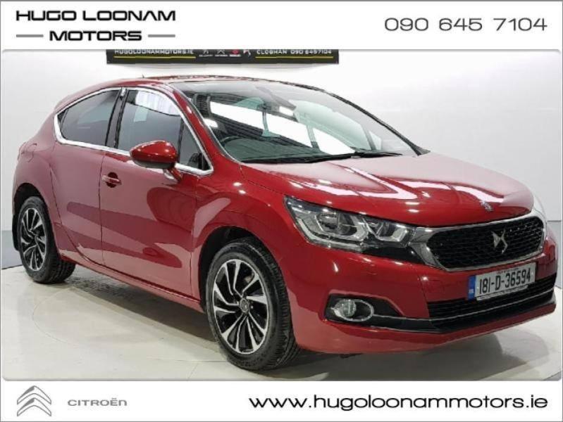 Used Citroen DS4 2018 in Offaly