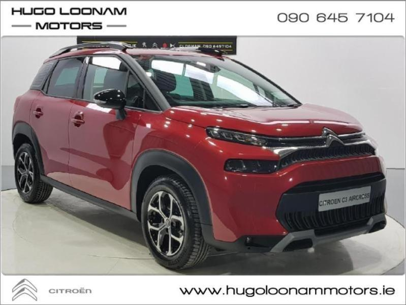 Used Citroen C3 AirCross 2021 in Offaly