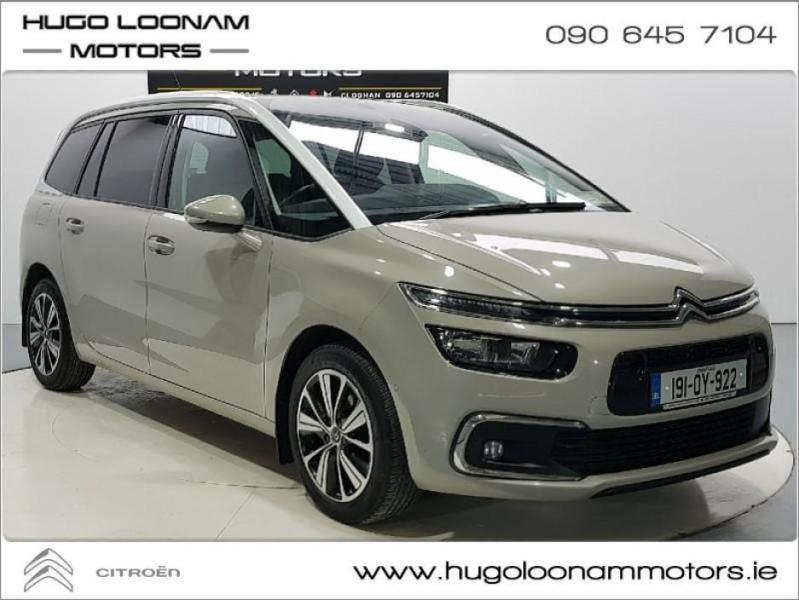 Used Citroen C4 Picasso 2019 in Offaly