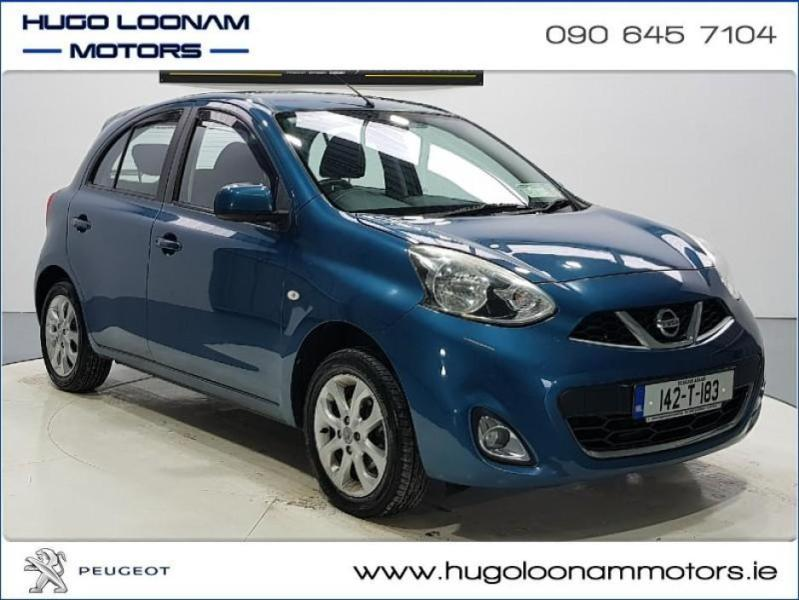 Used Nissan Micra 2014 in Offaly