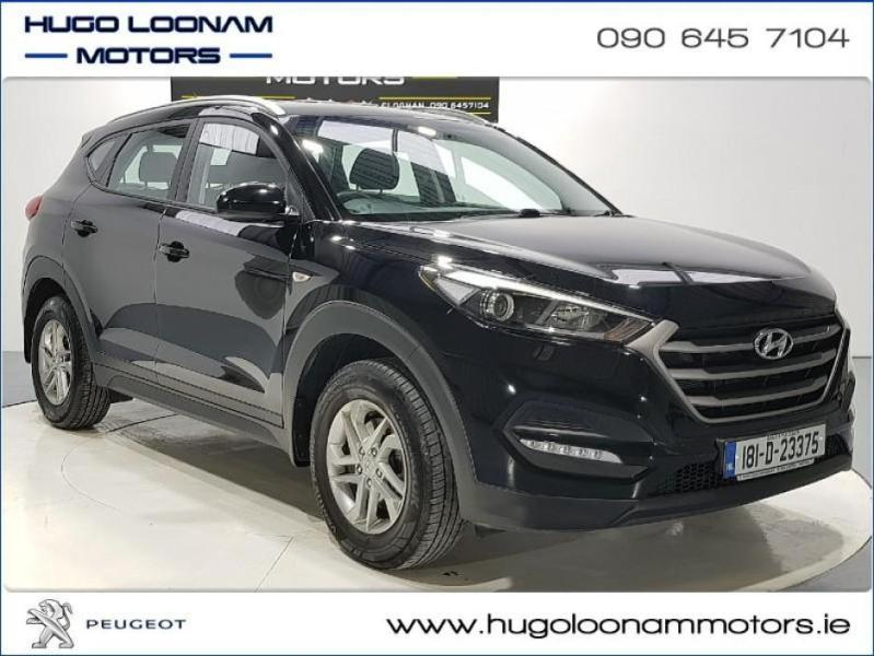 Used Hyundai Tucson 2018 in Offaly