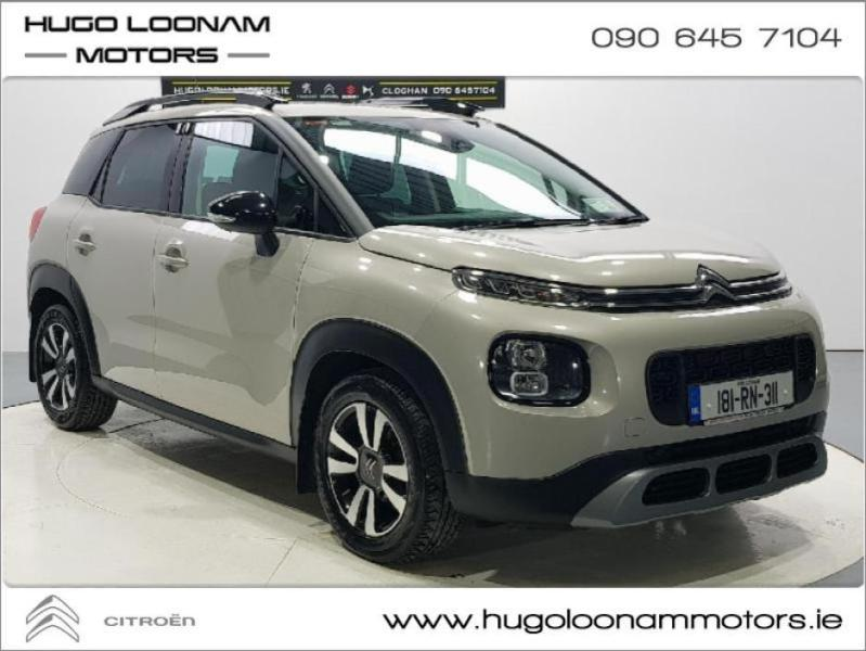 Used Citroen C3 AirCross 2018 in Offaly