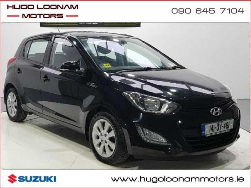 Used Hyundai i20 2014 in Offaly