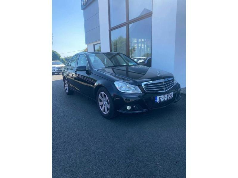 Used Mercedes-Benz C-Class 2012 in Wicklow