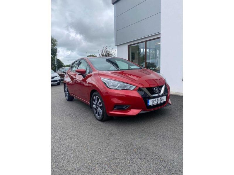 Used Nissan Micra 2017 in Wicklow