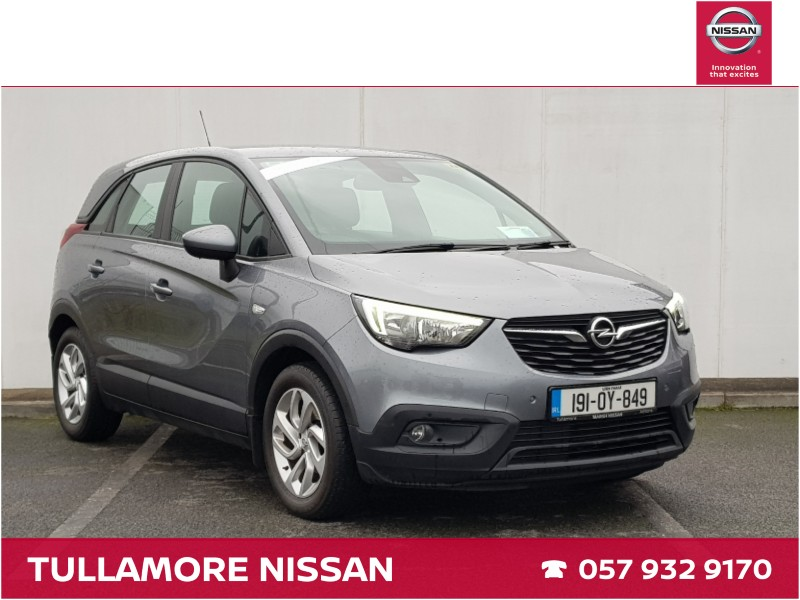 Used Opel Crossland X 2019 in Offaly