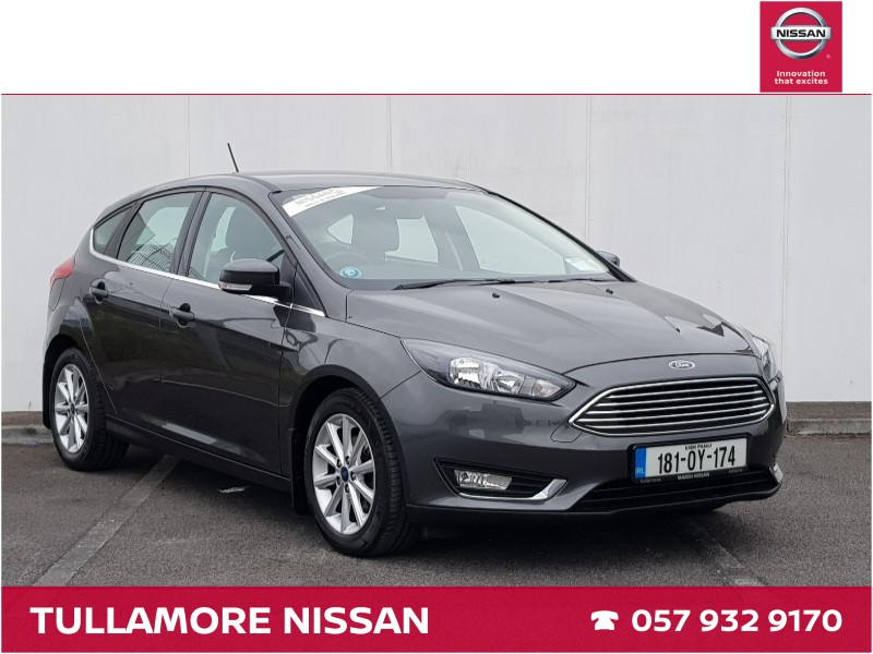 Used Ford Focus 2018 in Offaly