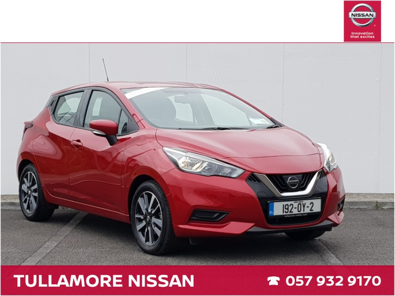 Used Nissan Micra 2019 in Offaly