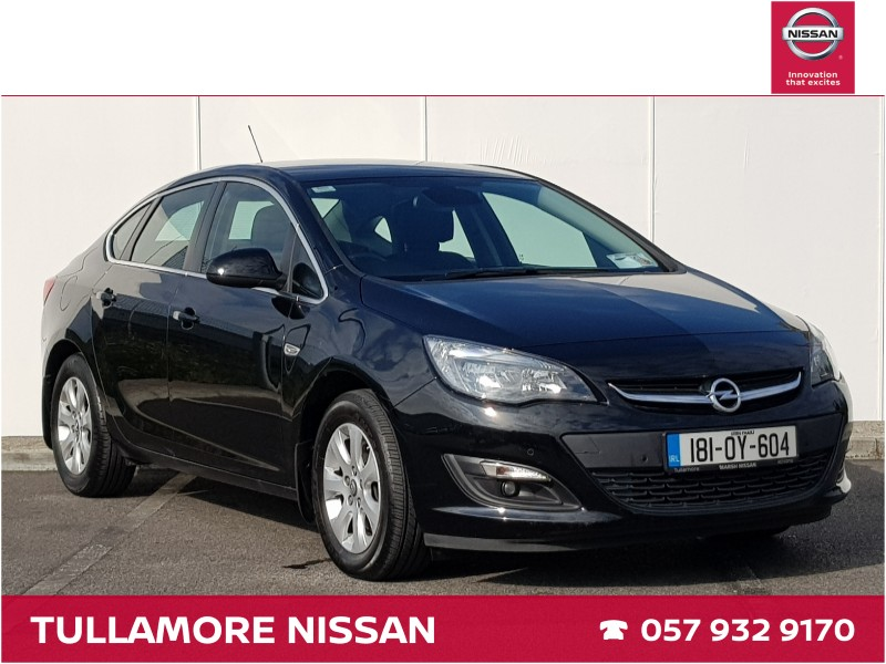 Used Opel Astra 2018 in Offaly