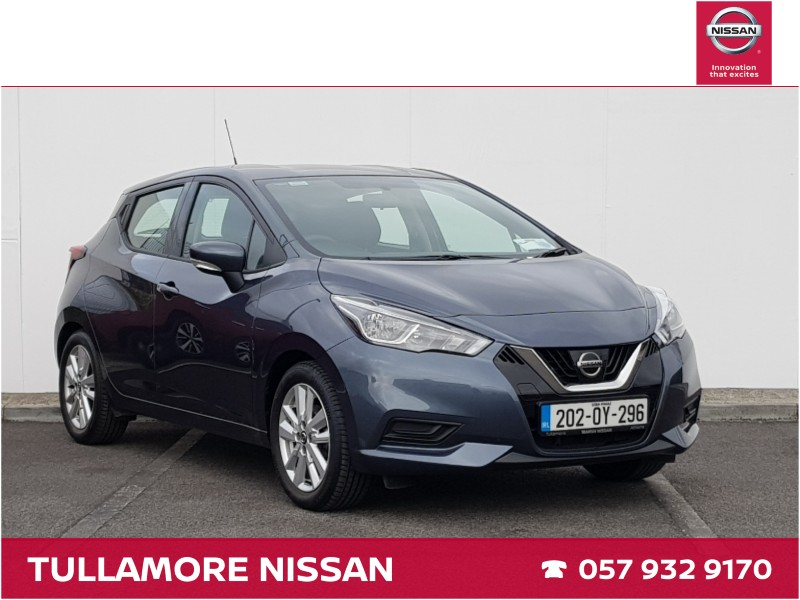 Used Nissan Micra 2020 in Offaly