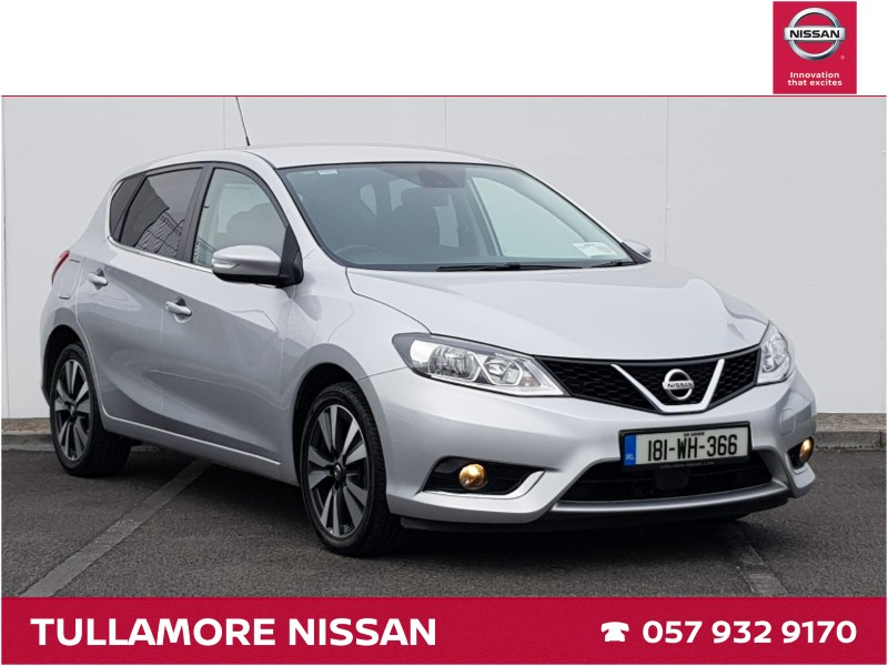 Used Nissan Pulsar 2018 in Offaly