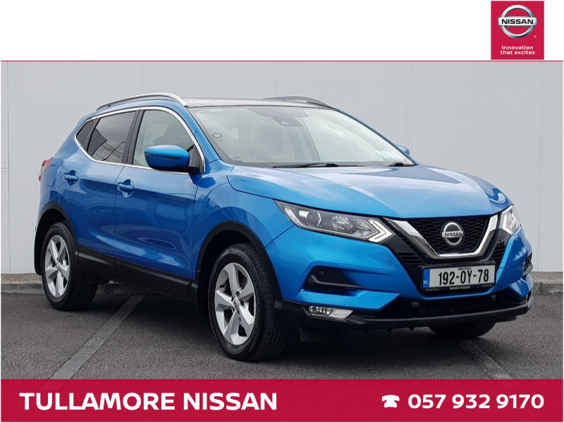 Used Nissan Qashqai 2019 in Offaly