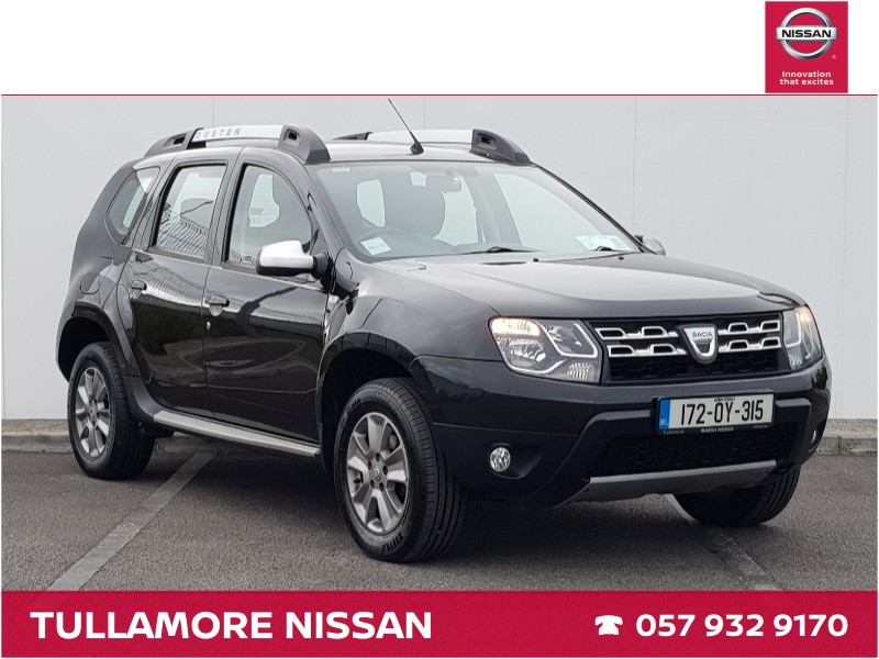 Used Dacia Duster 2017 in Offaly