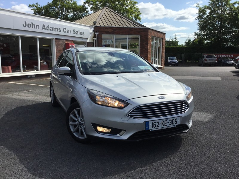 Used Ford Focus 2016 in Laois