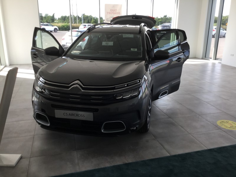 Used Citroen C5 AirCross 2021 in Laois