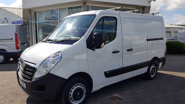 Used Vauxhall Movano 2014 in Tipperary