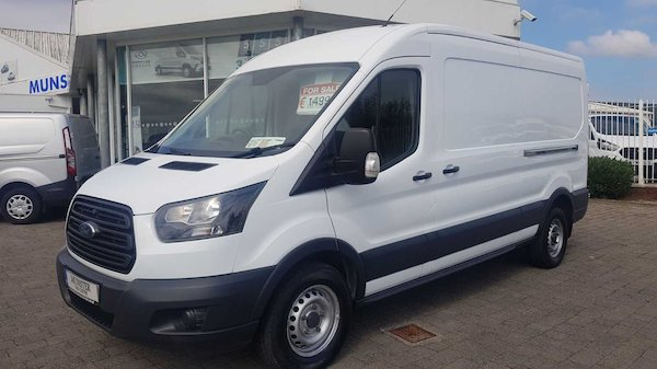 Used Ford 2017 in Tipperary