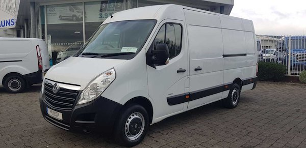 Used Vauxhall Movano 2015 in Tipperary