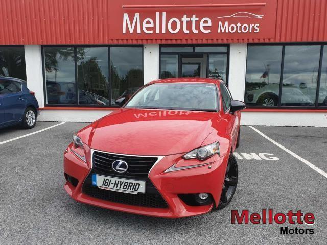 Used Lexus IS 2016 in Galway